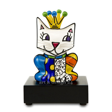 HER ROYAL HIGHNESS Figur Romero Britto