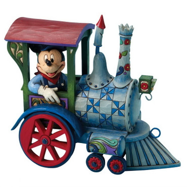 All Aboard! - Mickey Mouse - Disney Traditions 4016585