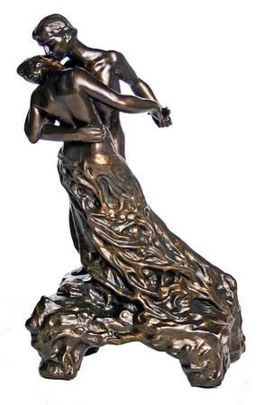 LA VALSE -M- Skulptur Camille Claudel  – Bild 4