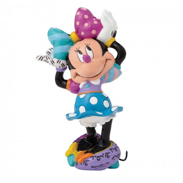 MINNIE MOUSE Mini Figur Romero Britto  – Bild 1