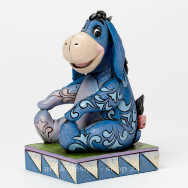 "DISNEY Skulptur ""EEYORE - THANKS FOR NOTICIN`ME"" Jim Shore Figur 4045254 - NEU!! – Bild 4"