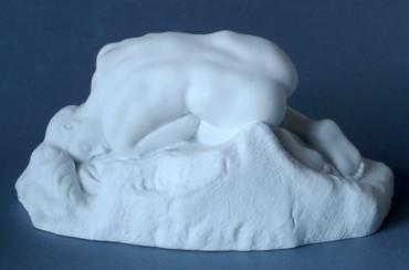 La Danaïde AUGUSTE RODIN Figur RO03