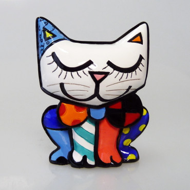 Romero Britto – Mini Cat