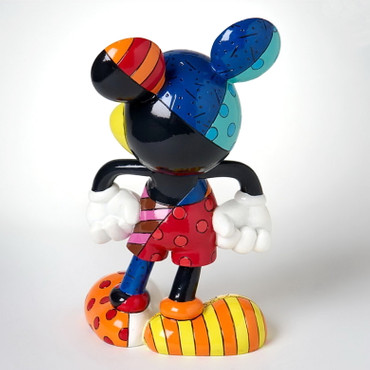 Mickey Mouse ROMERO BRITTO Statement Skulptur 4019372 – Bild 2