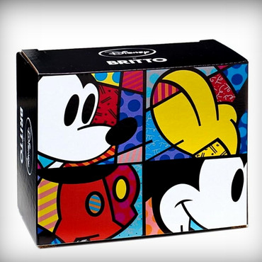 Mickey Mouse ROMERO BRITTO Statement Skulptur 4019372 – Bild 3