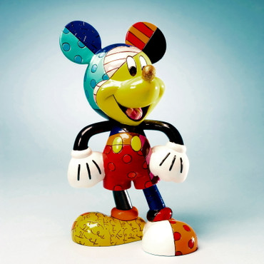 Mickey Mouse ROMERO BRITTO Statement Skulptur 4019372 – Bild 4