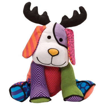 Romero Britto Plush – Reindog with Music M - 4027883 – Bild 2