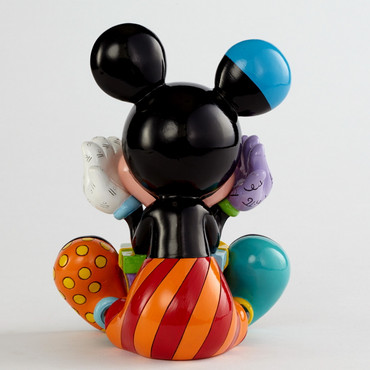 Happy Birthday ROMERO BRITTO Mickey Figur 4043279 – Bild 2