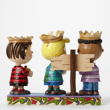 The Three Wise Men - THE PEANUTS Skulptur 4045874  – Bild 2
