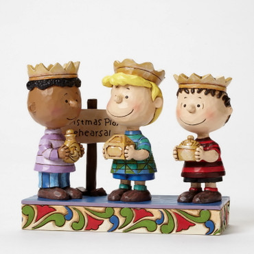 The Three Wise Men - THE PEANUTS Skulptur 4045874  – Bild 1