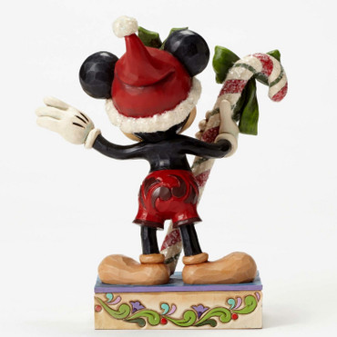 SWEET GREETINGS Mickey Figur Jim Shore – Bild 2