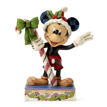 SWEET GREETINGS Mickey Figur Jim Shore – Bild 1