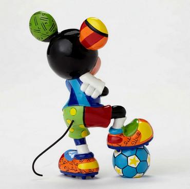 MICKEY MOUSE SOCCER Figur Romero Britto – Bild 3