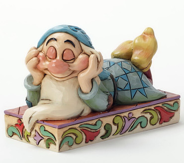 Disney Traditions – Sleepy Figurine – Zzzzz...