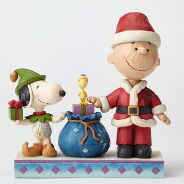 Holiday Helpers - THE PEANUTS Skulptur 4052721  – Bild 3