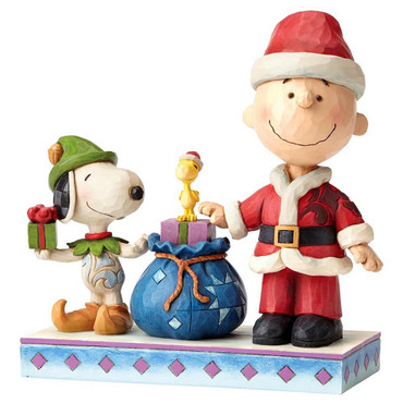 Holiday Helpers - THE PEANUTS Skulptur 4052721  – Bild 1