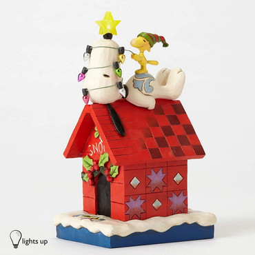 Merry and Bright - THE PEANUTS Skulptur 4052719  – Bild 4
