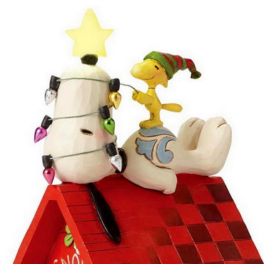 Merry and Bright - THE PEANUTS Skulptur 4052719  – Bild 2