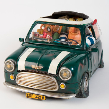 GUILLERMO FORCHINO - MINI CLASSIC - MY FIRST LOVE - limitierte Edition – Bild 2