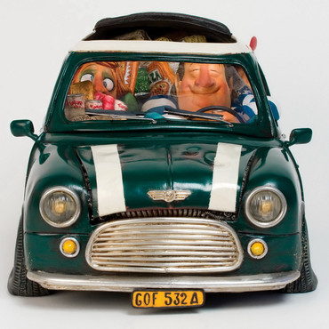 GUILLERMO FORCHINO - MINI CLASSIC - MY FIRST LOVE - limitierte Edition – Bild 1