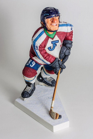 GUILLERMO FORCHINO - Ice Hockey Player - Eishockeyspieler – Bild 3