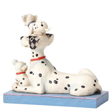 101 DALMATINER - Puppy Love - Pongo with Pelly & Rolly - 4054278 – Bild 2