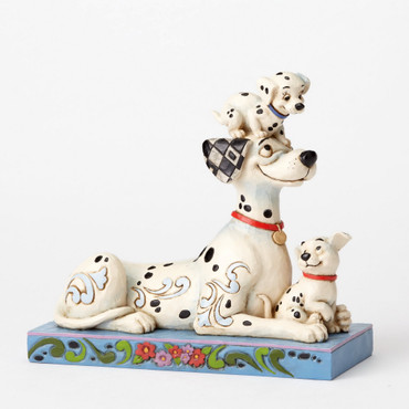 101 DALMATINER - Puppy Love - Pongo with Pelly & Rolly - 4054278 – Bild 1