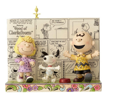 Comic Book Happy Dance - THE PEANUTS Skulptur 4054078  – Bild 2