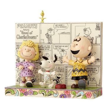 Comic Book Happy Dance - THE PEANUTS Skulptur 4054078  – Bild 1