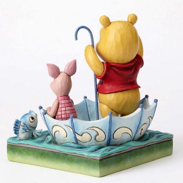 50 YEARS OF FRIENDSHIP Winnie & Piglet Skulptur Jim Shore – Bild 4