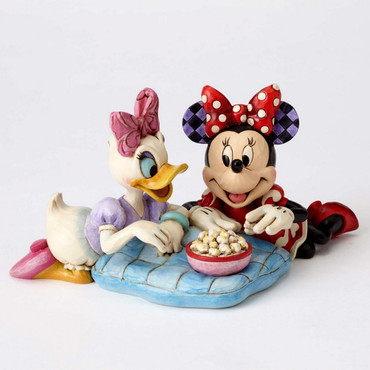 "ENESCO DISNEY Skulptur ""DAISY DUCK & MINNIE MOUSE - Girls Night"" Jim Shore Figur 4054282 – Bild 3"
