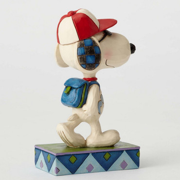 Too Cool For School - THE PEANUTS Skulptur 4052725  – Bild 3
