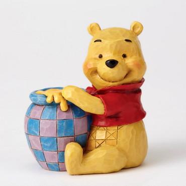 "ENESCO DISNEY Skulptur ""Winnie the Pooh mit Honigtopf"" Jim Shore Figur 4054289  – Bild 3"