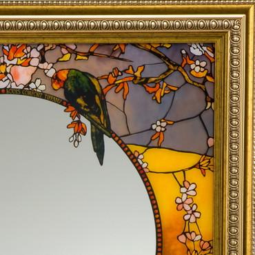 SITTICHE Spiegel 60x60 Louis Comfort Tiffany – Bild 2
