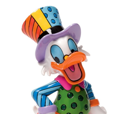 Uncle Scrooge ROMERO BRITTO Statement Skulptur 4033894 – Bild 2