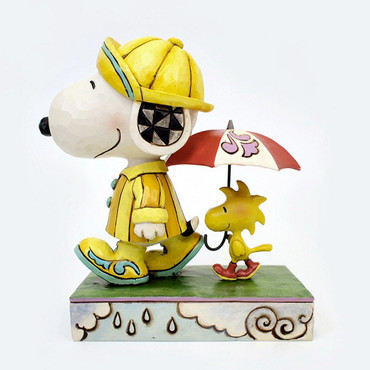 Rainy Day - THE PEANUTS Skulptur 4055654  – Bild 1