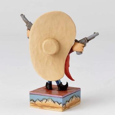 LOONEY TUNES Skulptur by Jim Shore - YOSEMITE SAM - zanksüchtiger Cowboy – Bild 2