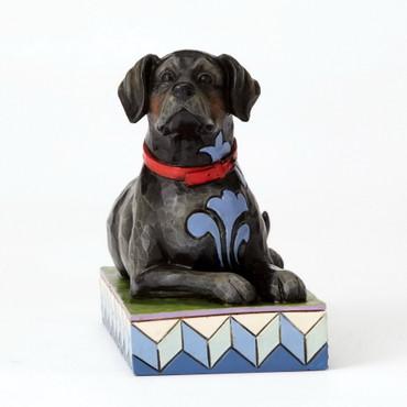 ENESCO Animals Skulptur - Schwarzer Labrador - Jim Shore Figur 4056956 – Bild 3
