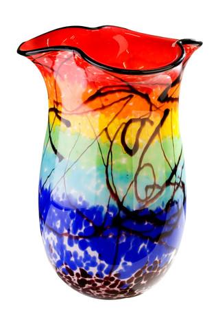 RAINBOW Vase VetroGalerie – Bild 1