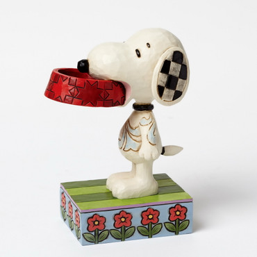 More Food Please - THE PEANUTS Skulptur 4049411  – Bild 1