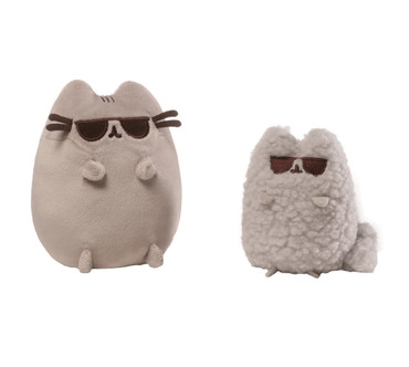 Pusheen Set - Sunglasses Pair - 4059129 – Bild 2