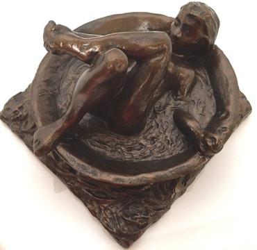 LE TUB Skulptur Edgar Degas – Bild 5