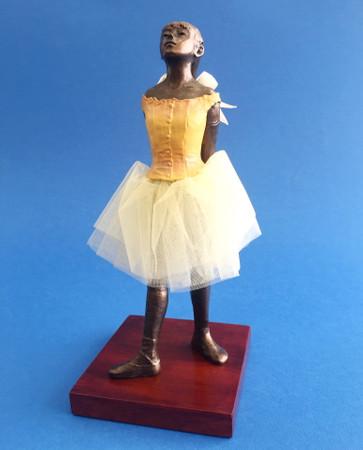 Petite Danseuse de 14 Ans -M- Tüll EDGAR DEGAS Skulptur DE05 – Bild 1