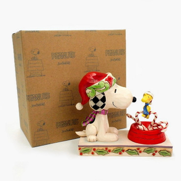 Candy Cane Christmas - THE PEANUTS Skulptur 4057678  – Bild 6