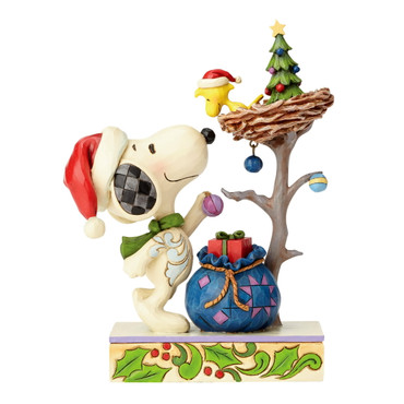 Tis The Season - THE PEANUTS Skulptur 4057677