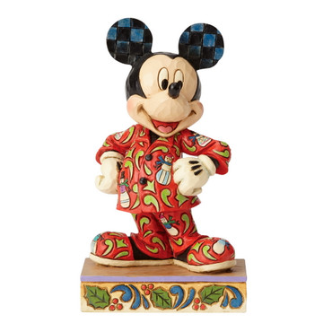 MAGICAL MORNING Mickey Figur Jim Shore – Bild 2
