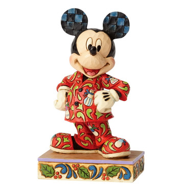 MAGICAL MORNING Mickey Figur Jim Shore – Bild 1