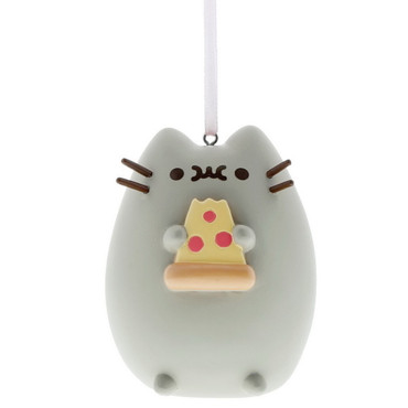 I LOVE PIZZA Hanging Ornament Pusheen®    – Bild 1