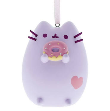 Pusheen - Hanging Ornament  Purple Pastel Ornament - 4058303 – Bild 1