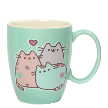 Pusheen - Pastel Mug - Mint - 4060150